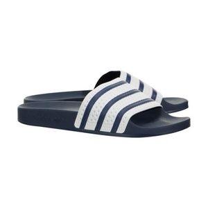 hot sale online 8cf25 9e6cd adidas Shoes - Adidas Originals Adilette Sandals Flip Flops 12